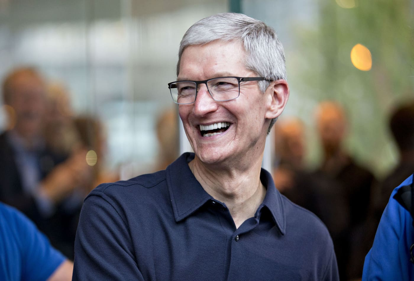 Apple and Microsoft contributed the most to the market's big year and no other stocks were close
