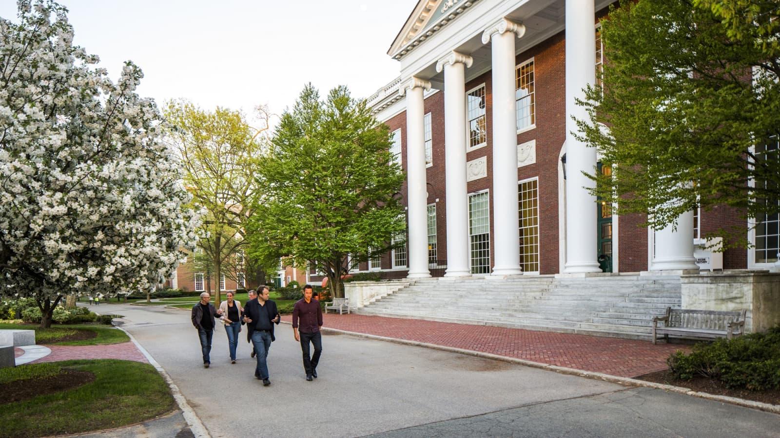 photo of Harvard Business School