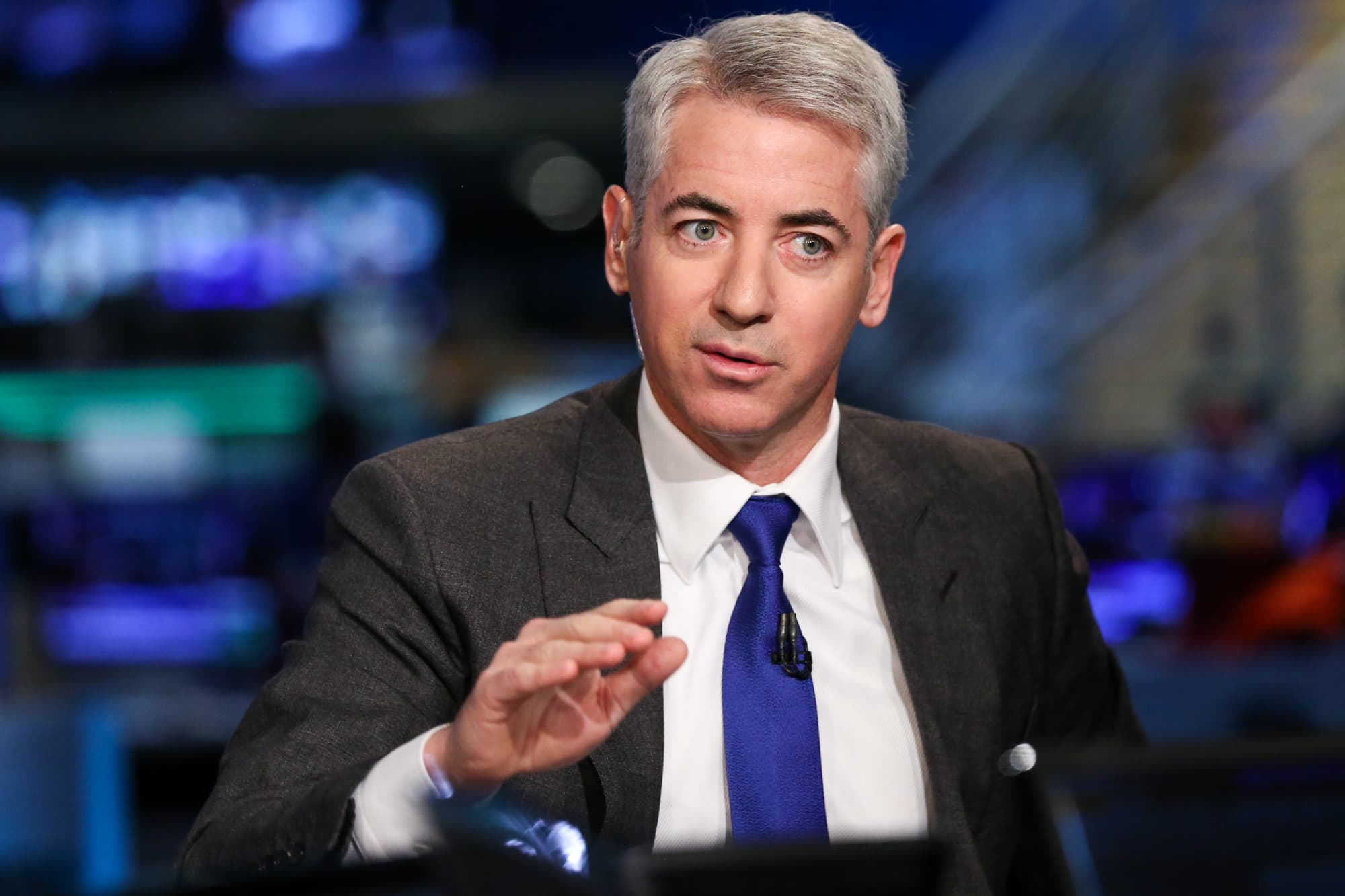 Bill Ackman is making a comeback with his hedge fund up more than 24% this year