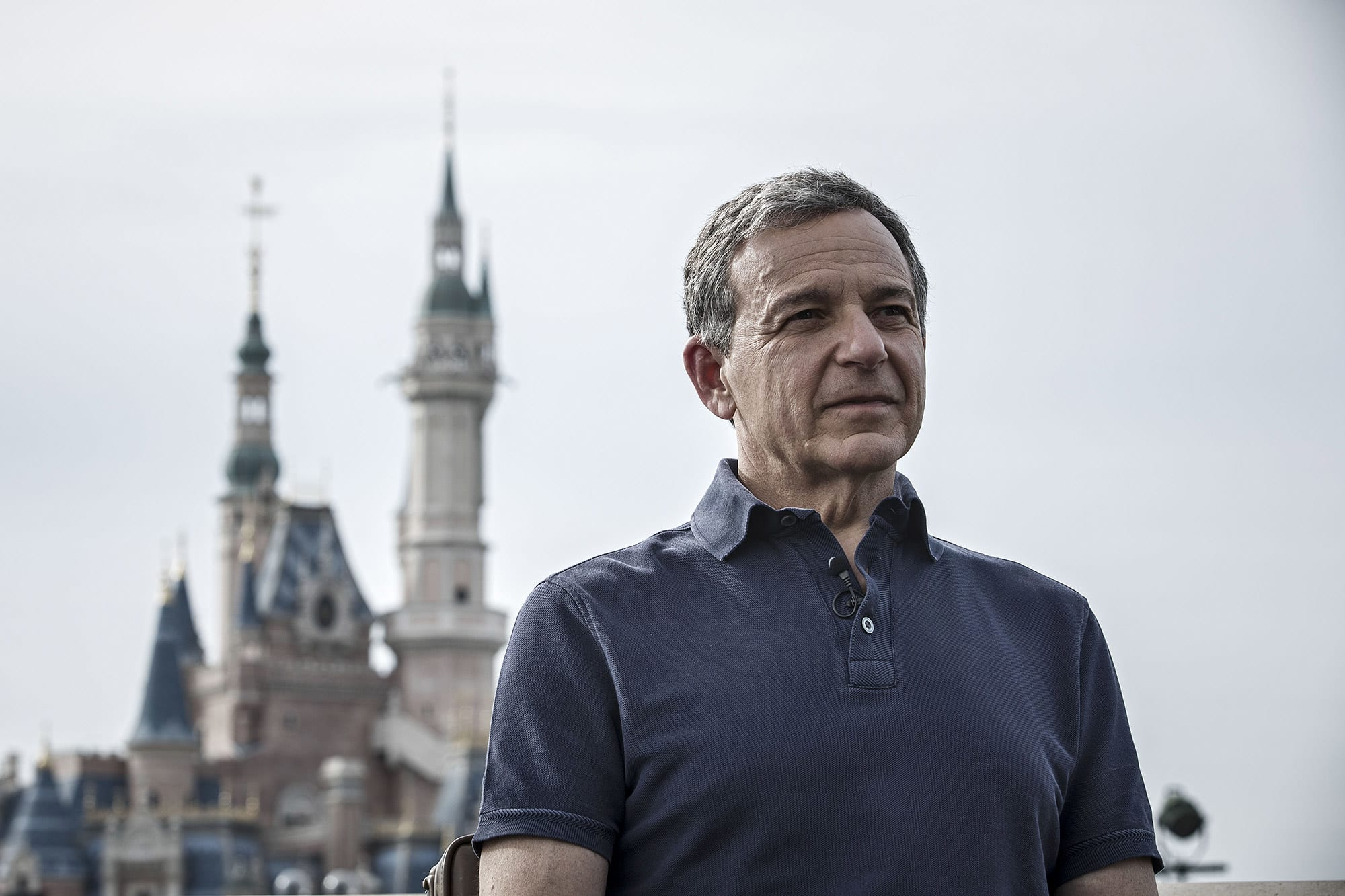 Bob Iger, chief executive officer of Walt Disney Co.