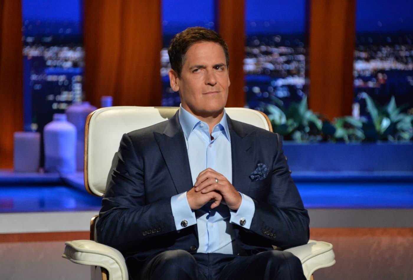 Mark Cuban on 'Shark Tank' reject Ring