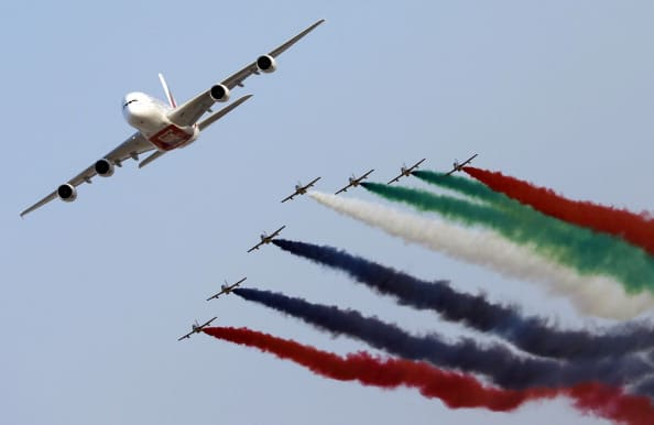 Dubai Air Show opens with paltry sales — only two jets sold amid tough market conditions