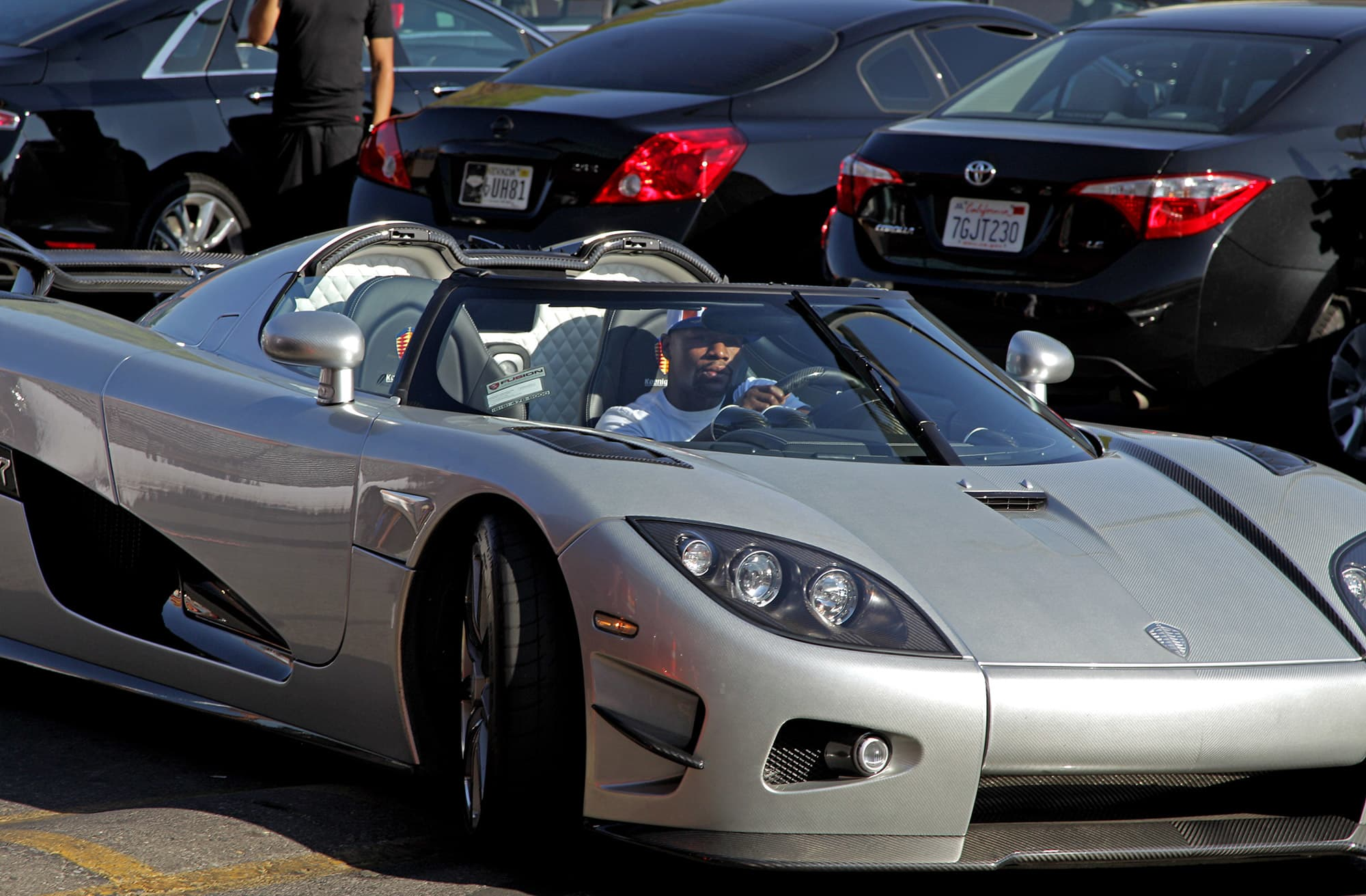 Koenigsegg Ccxr Trevita >> A Look At The Koenigsegg Ccxr Trevita Once Owned By Floyd Mayweather