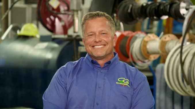 CNBC: CG Environmental founder Erick McCallum