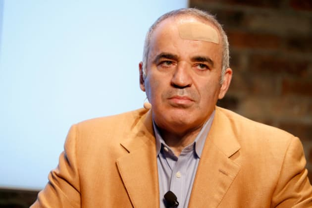Garry Kasparov: 'I told you so' on Russian interference in US election