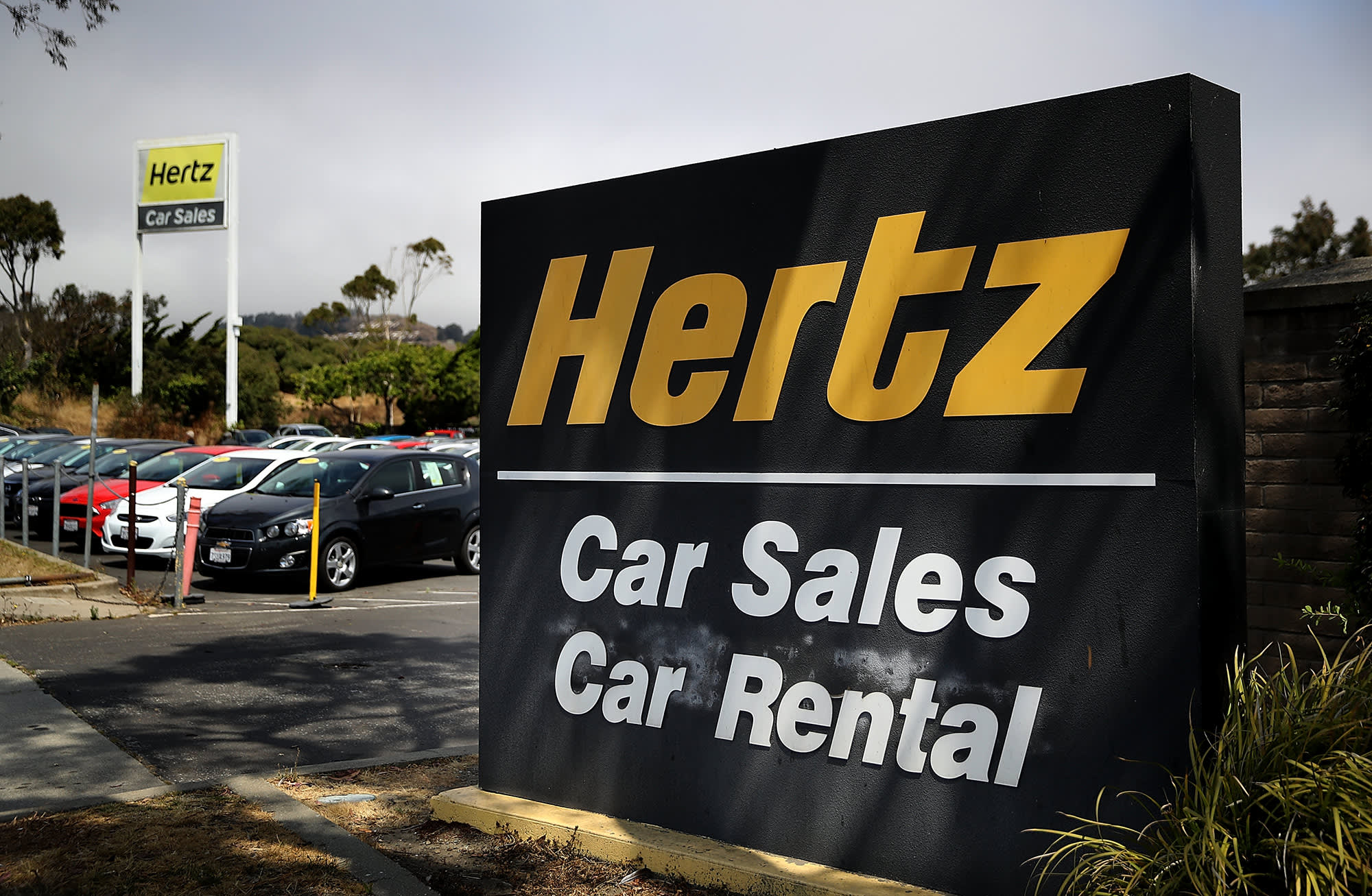 Hertz To Pay 16 Million Fine To Settle Accounting Case Sec