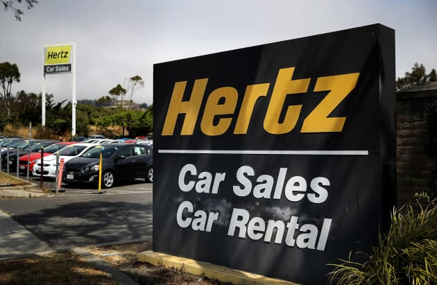 Hertz Auto Sales >> Hertz To Pay 16 Million Fine To Settle Accounting Case Sec