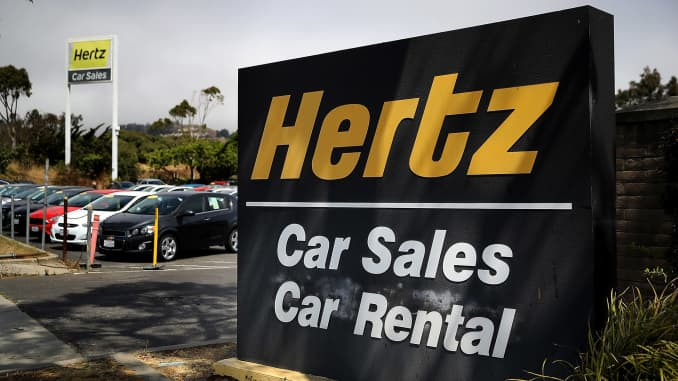 Hertz Atlanta Airport >> Hertz Launches Biometric Lanes To Make Car Renting Faster