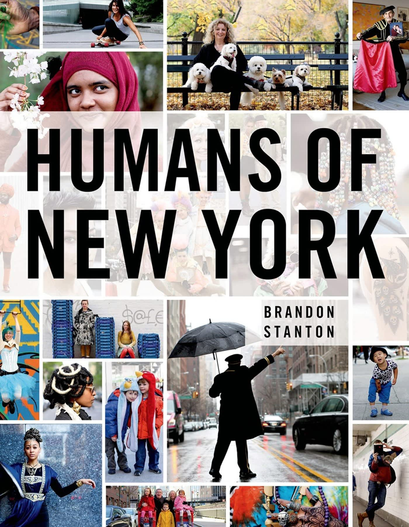 humans of new york AMAZON