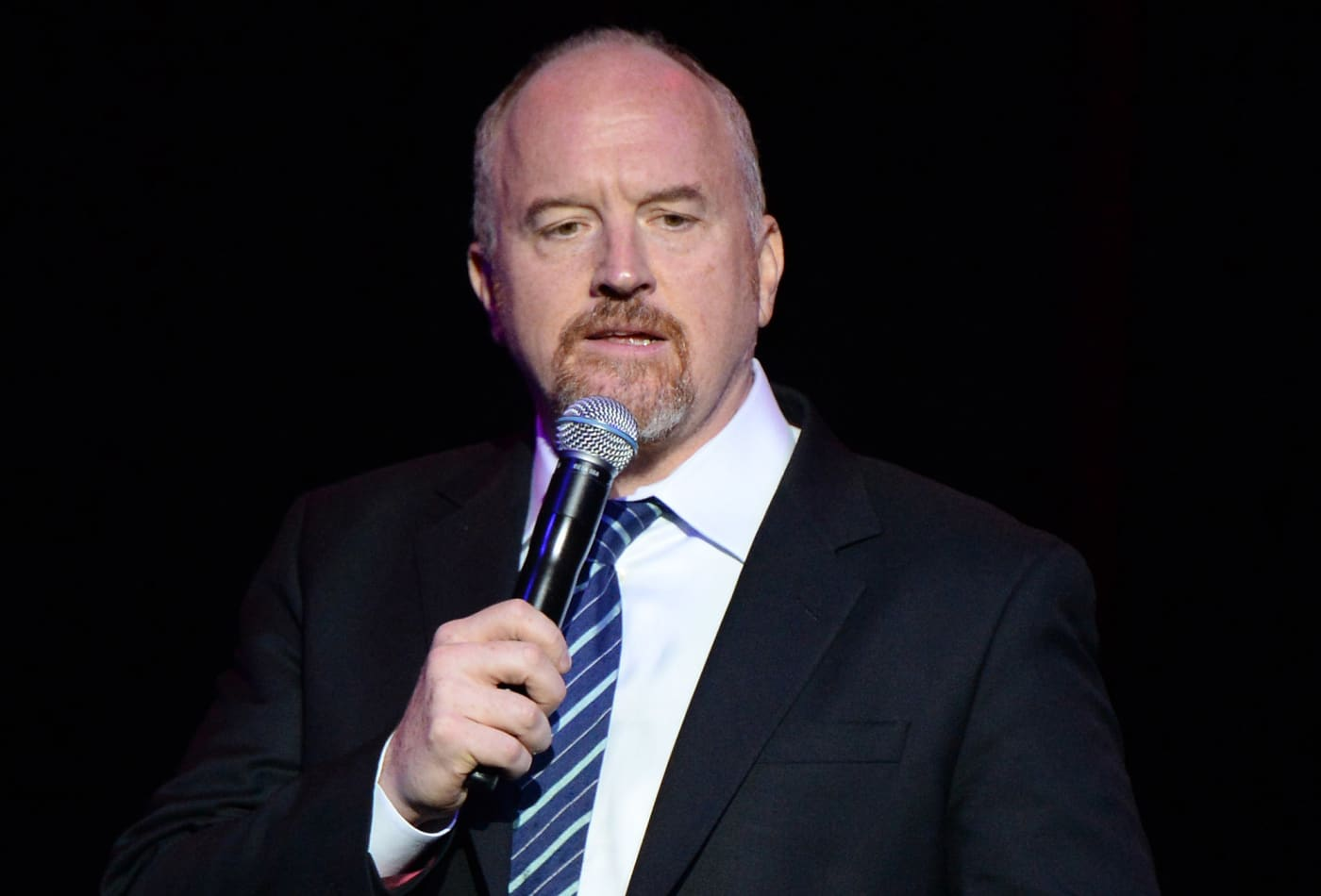 Disgraced comedian Louis CK is going on a world tour — so much for cancel culture