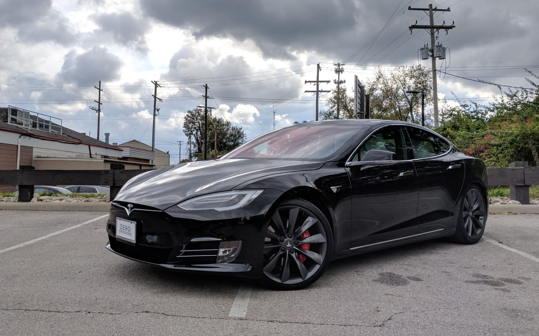 Tesla Model S P100d Review