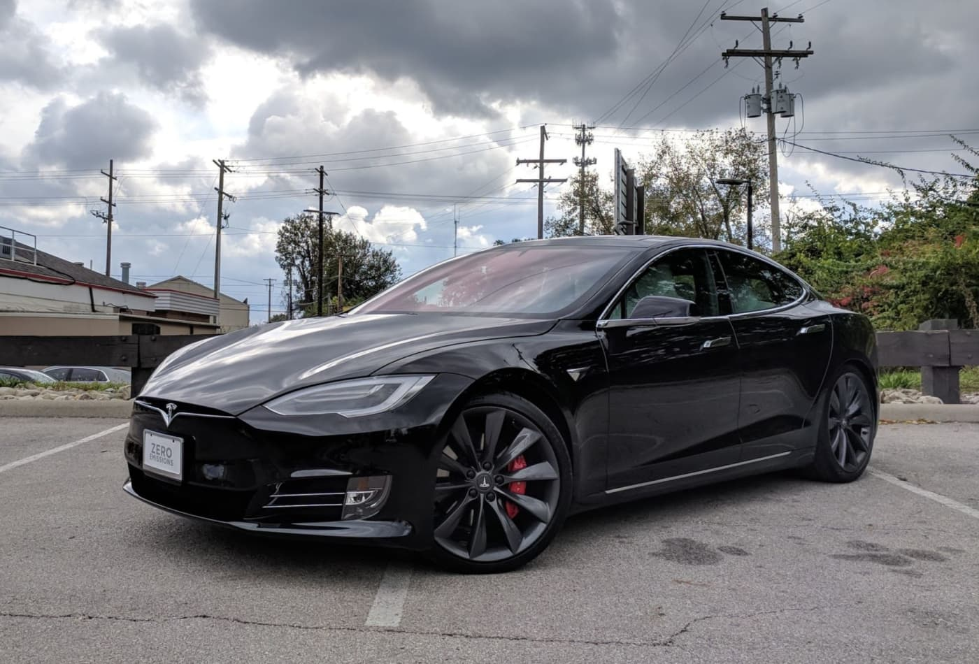 The Tesla Model S P100d Is Still Coolest Car You Can