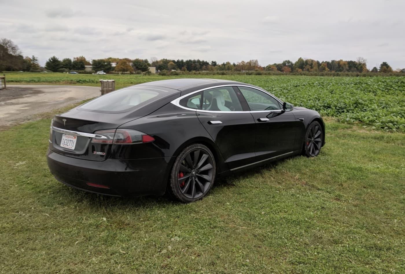 Tesla Model S best features