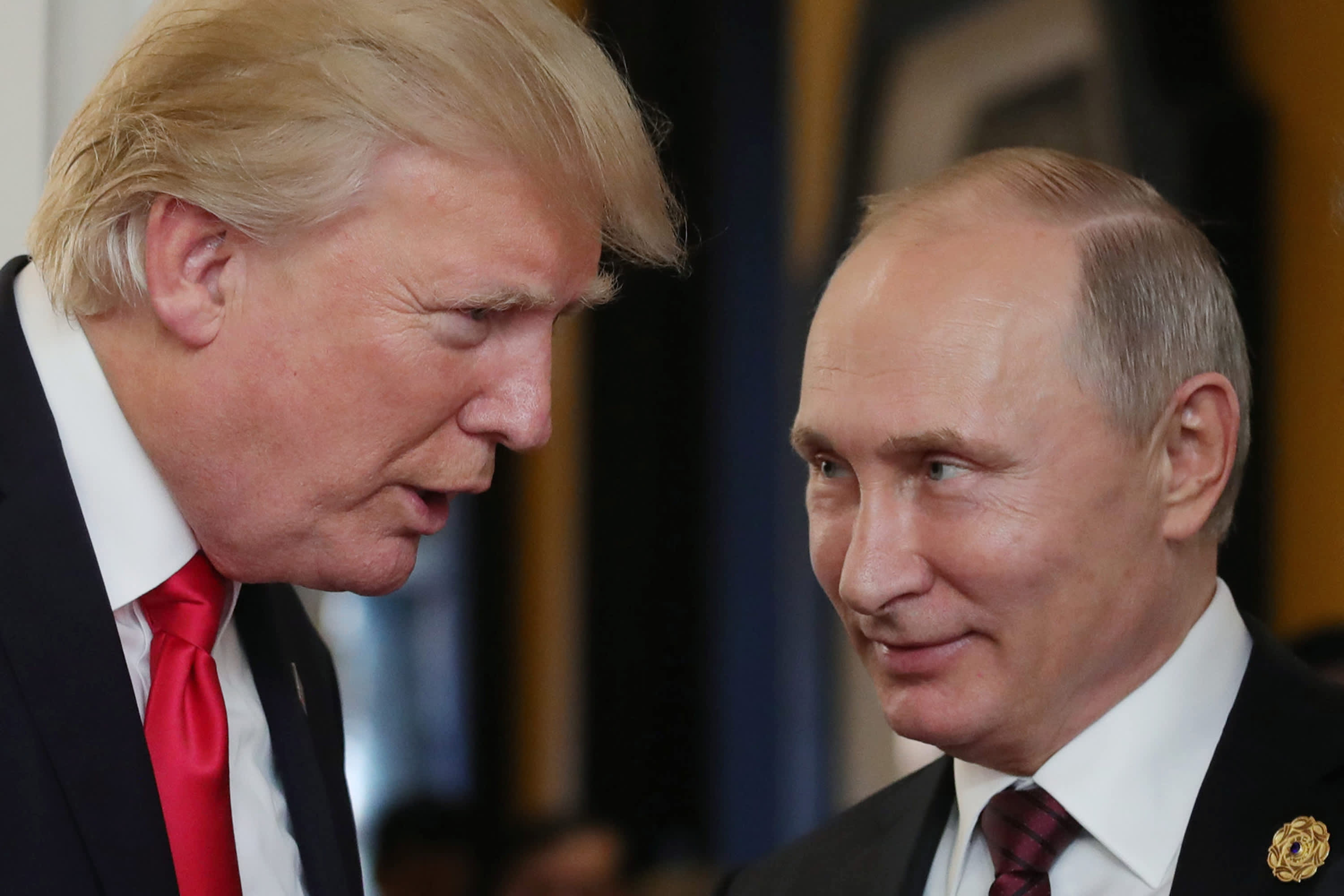 Common thread for Mueller, Ukraine and Syria: Russia Helps Trump, Trump Helps Russia