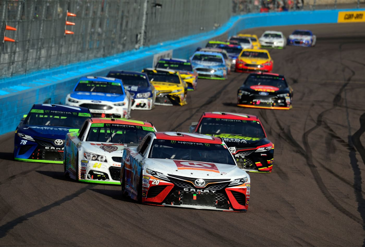 Why americans have fallen out of love with nascar