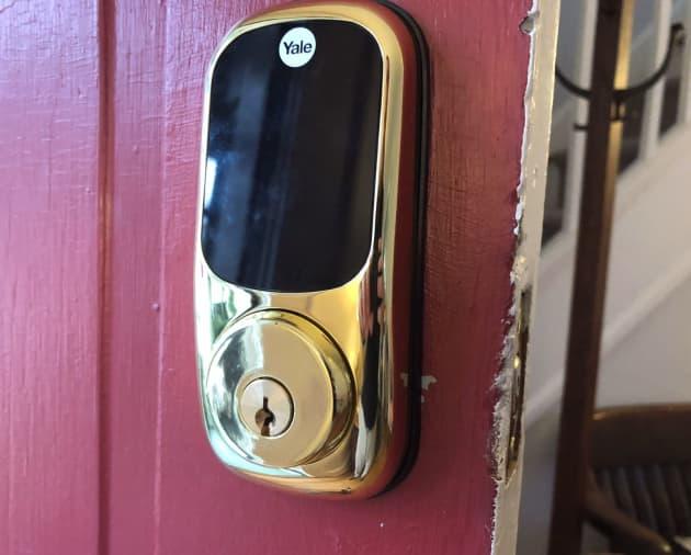 amazon key to home