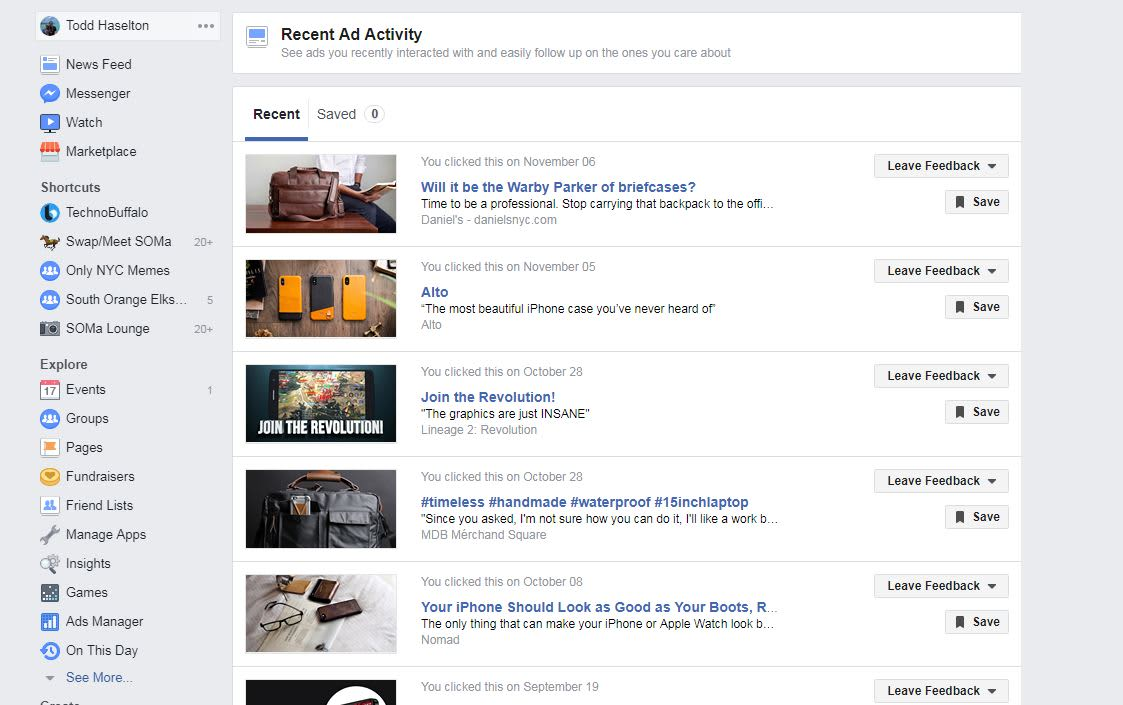 CNBC Tech: Facebook privacy 1