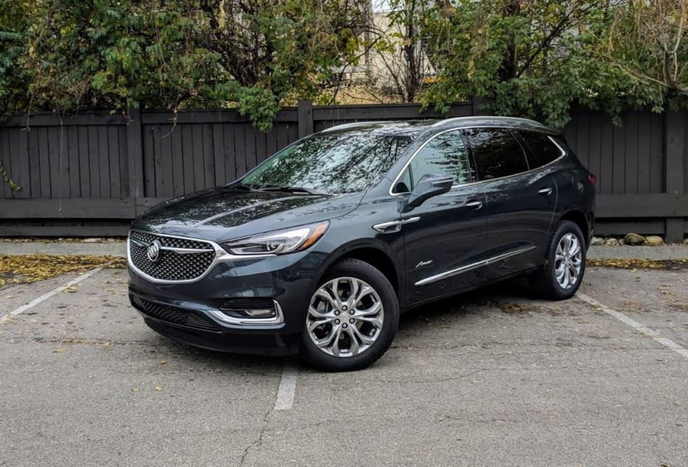 2018 Buick Enclave Avenir Review
