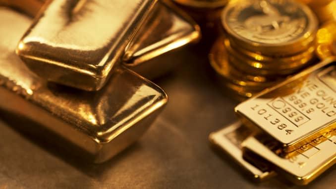 GP: Gold bars and ingots 171121