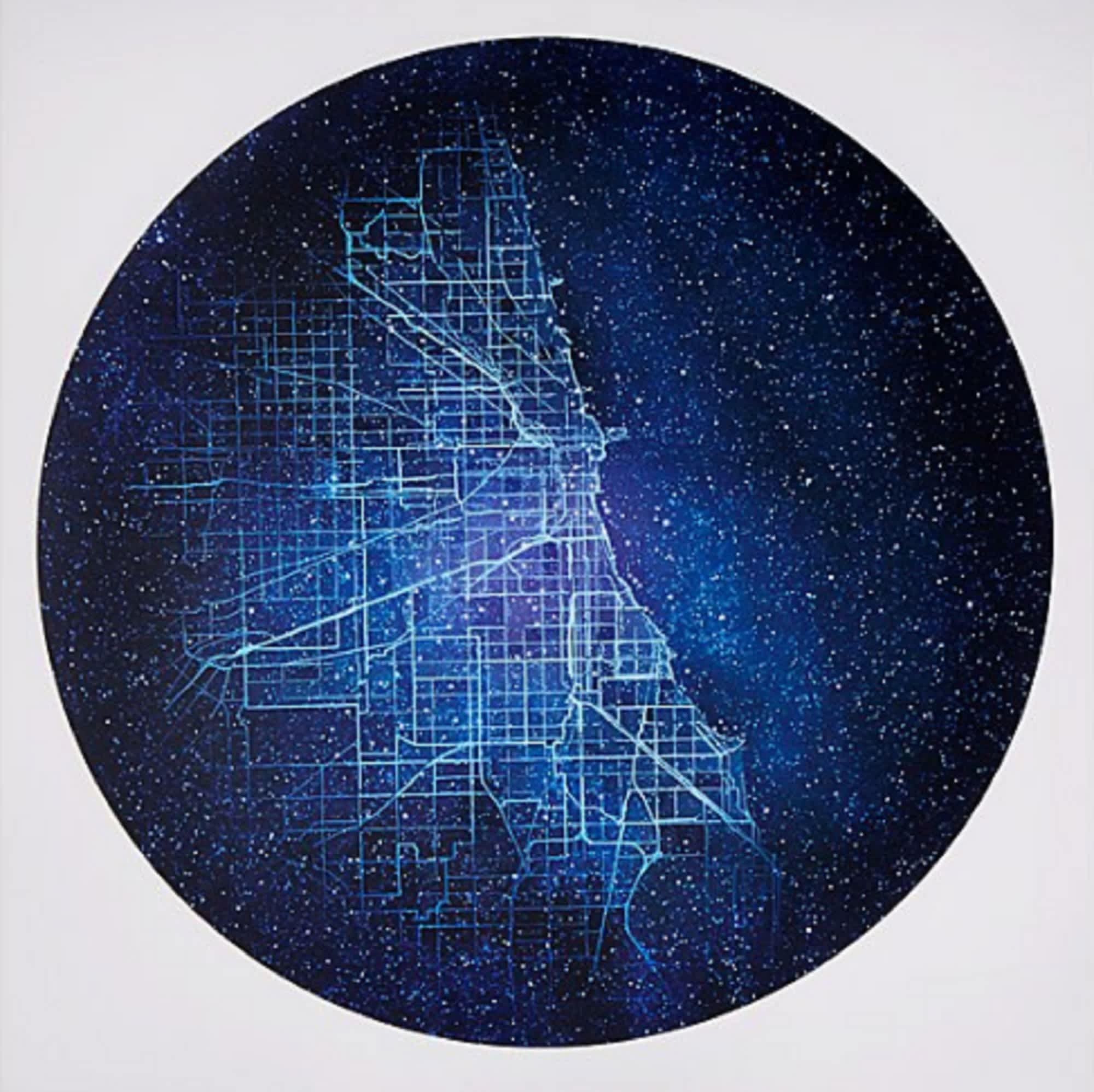 ONE TIME USE: constellation map