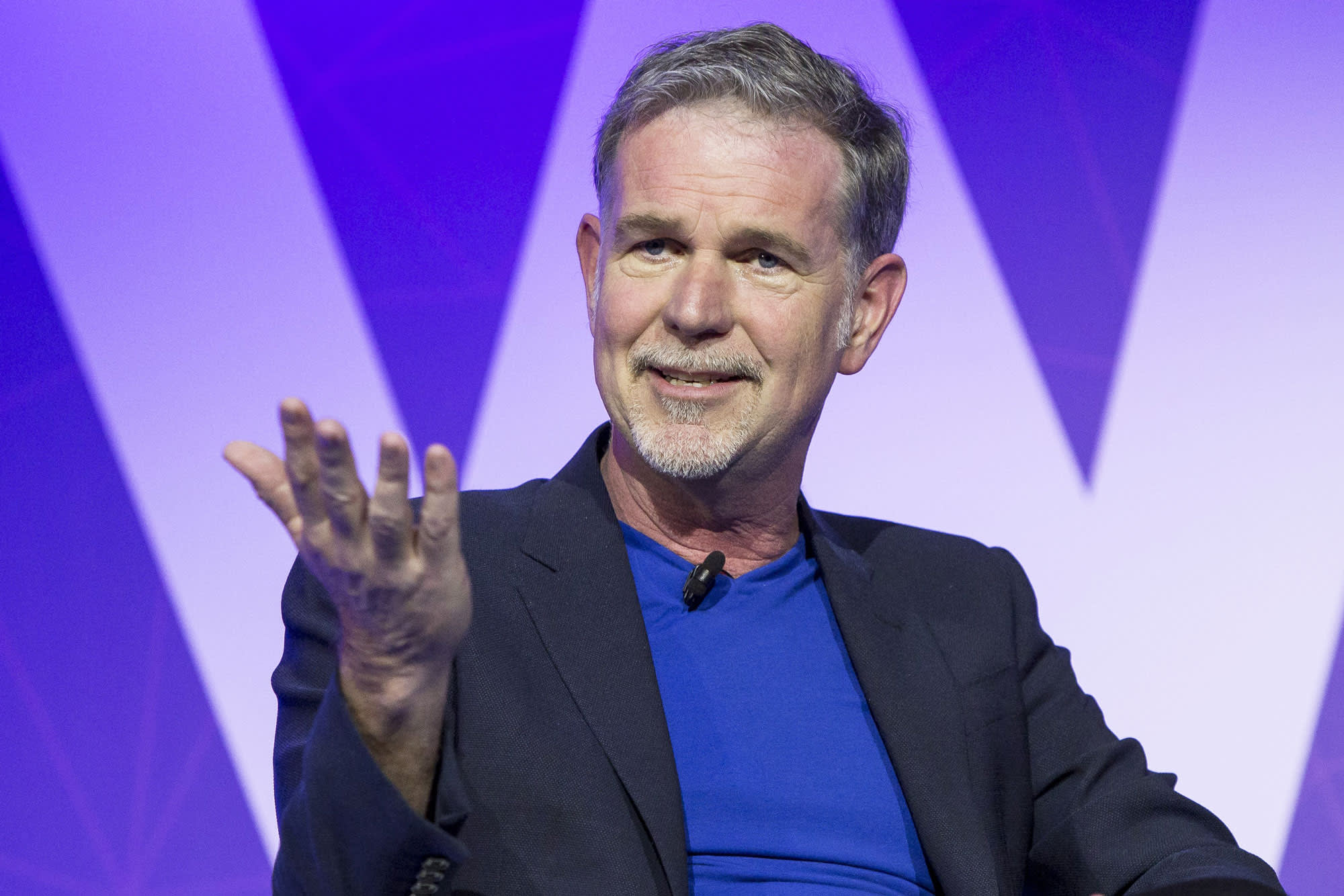 Netflix to competition: Welcome! Your success will be our success