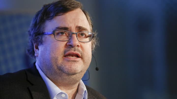 LinkedIn co-founder Reid Hoffman on starting a company