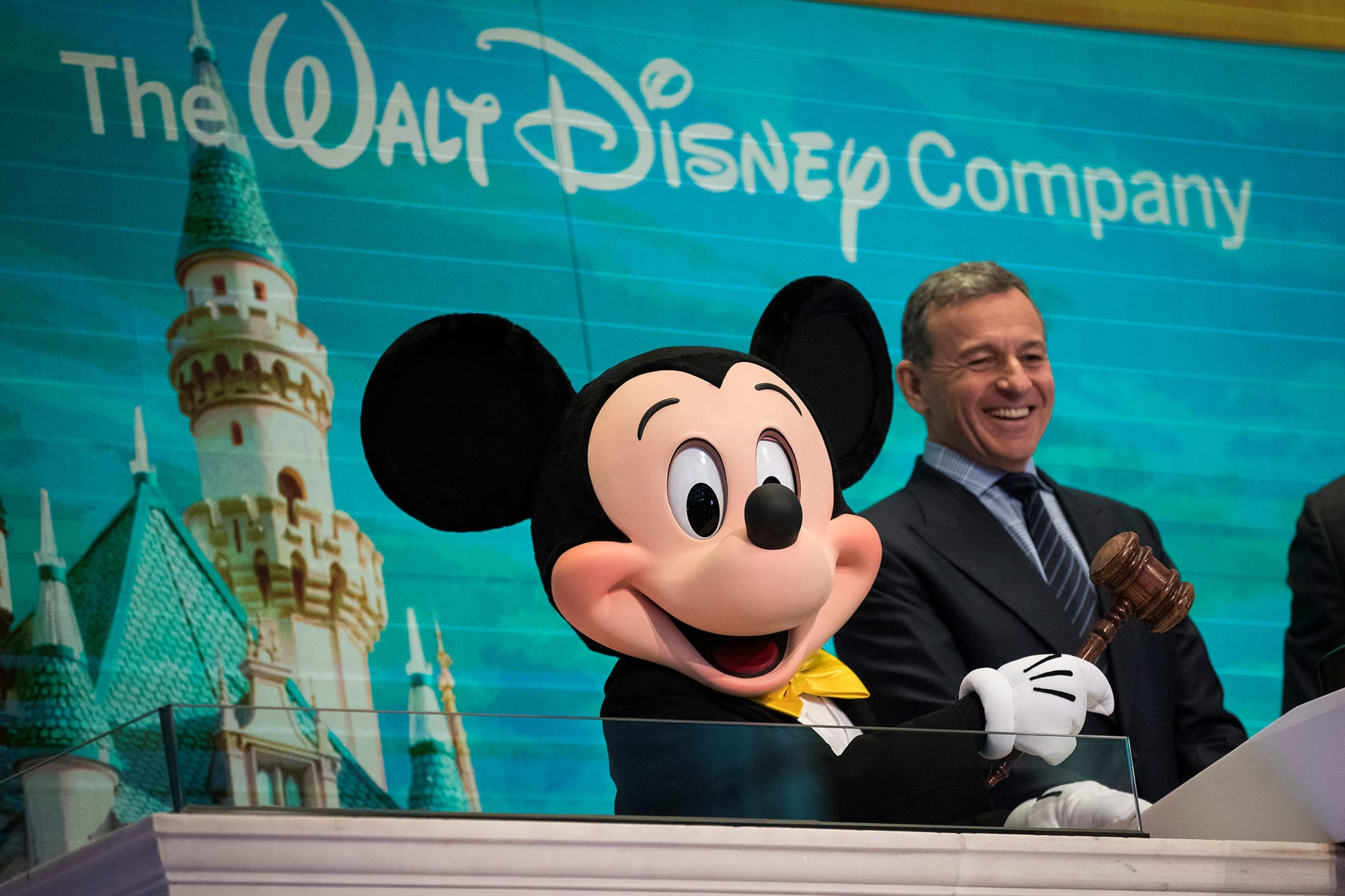 Credit Suisse upgrades Disney after stock tanks on earnings — 'More beauty than beast' thumbnail