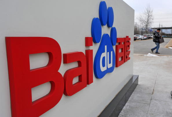 Baidu shares jump 4% as video streaming helps results beat expectations