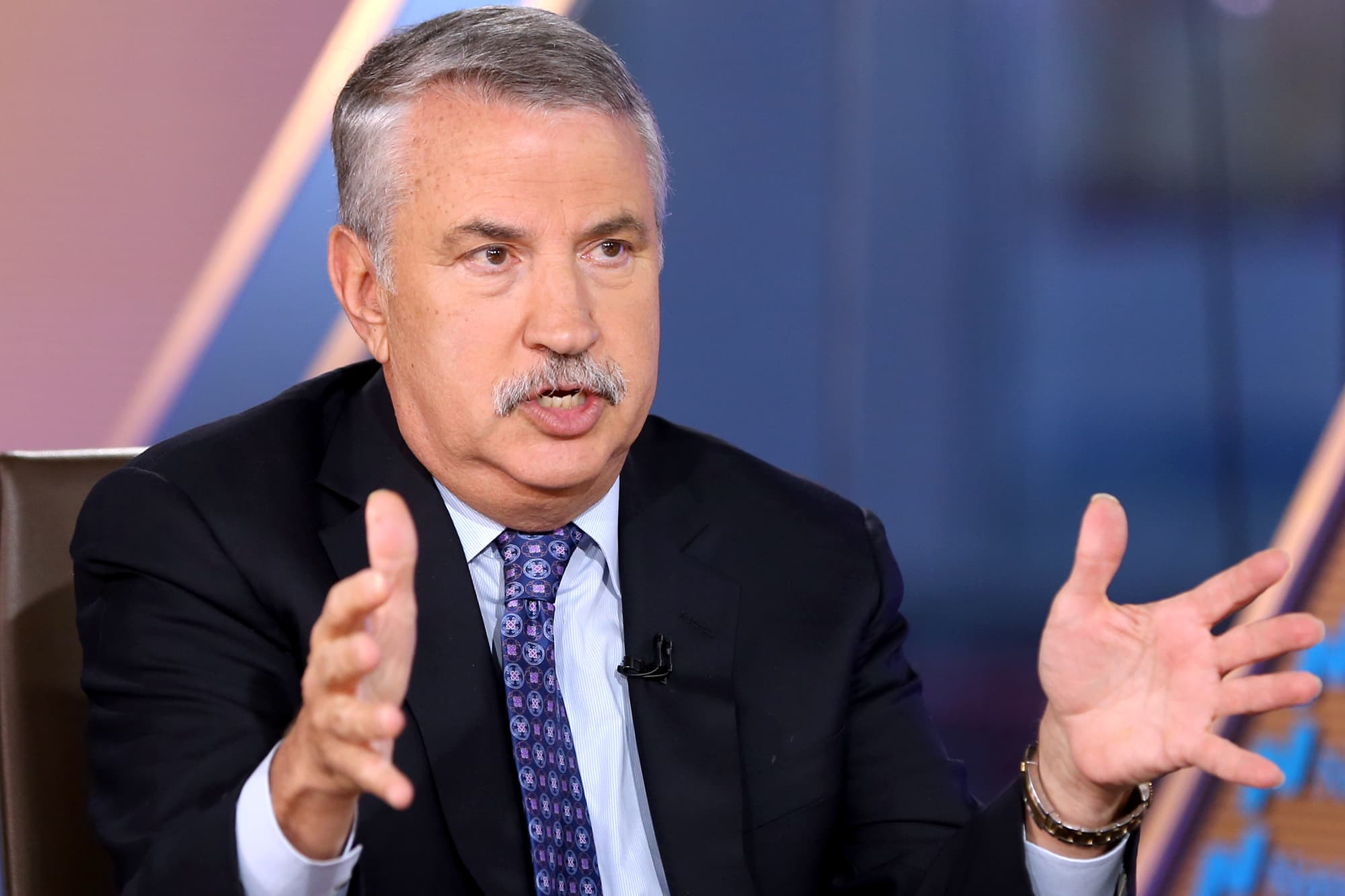 'The game had to be called' — NYT's Thomas Friedman praises Trump for taking China trade action