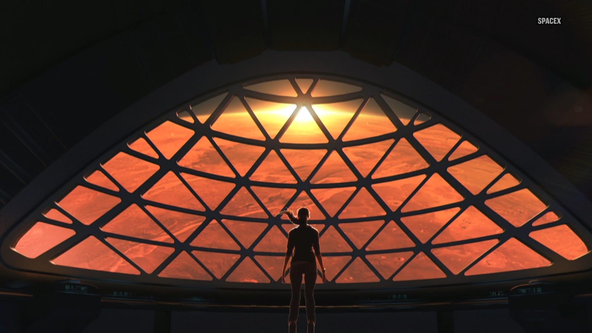 Elon Musk: Jeff Bezos's plan to live in space 'makes no sense'