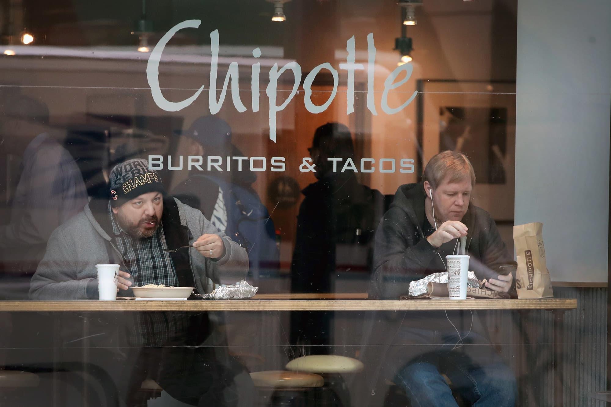 Chipotle announces additional $100 million stock buyback program