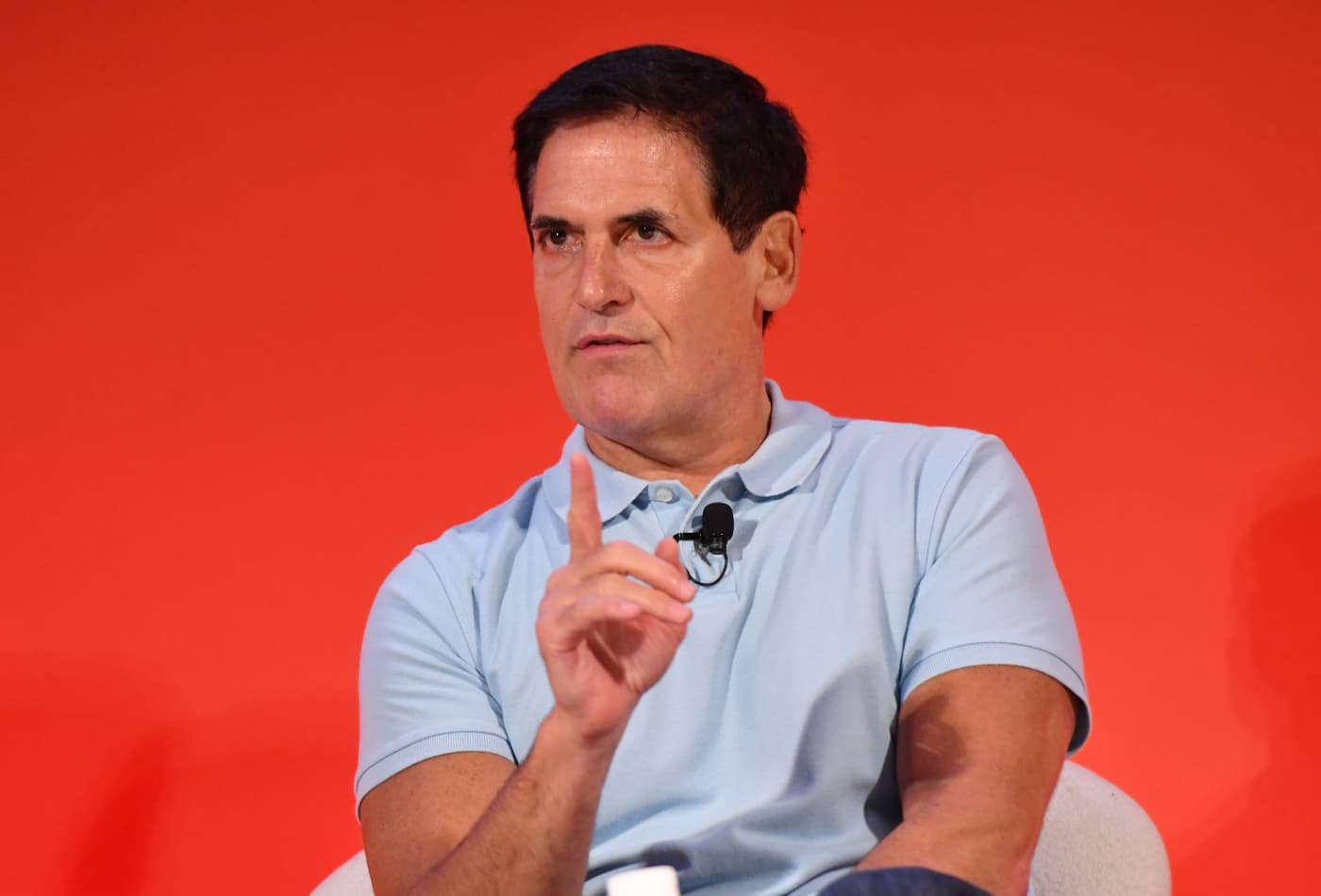 Mark Cuban: America's economy will rebuild, 'world-changing companies' will be launched in coronavirus aftermath