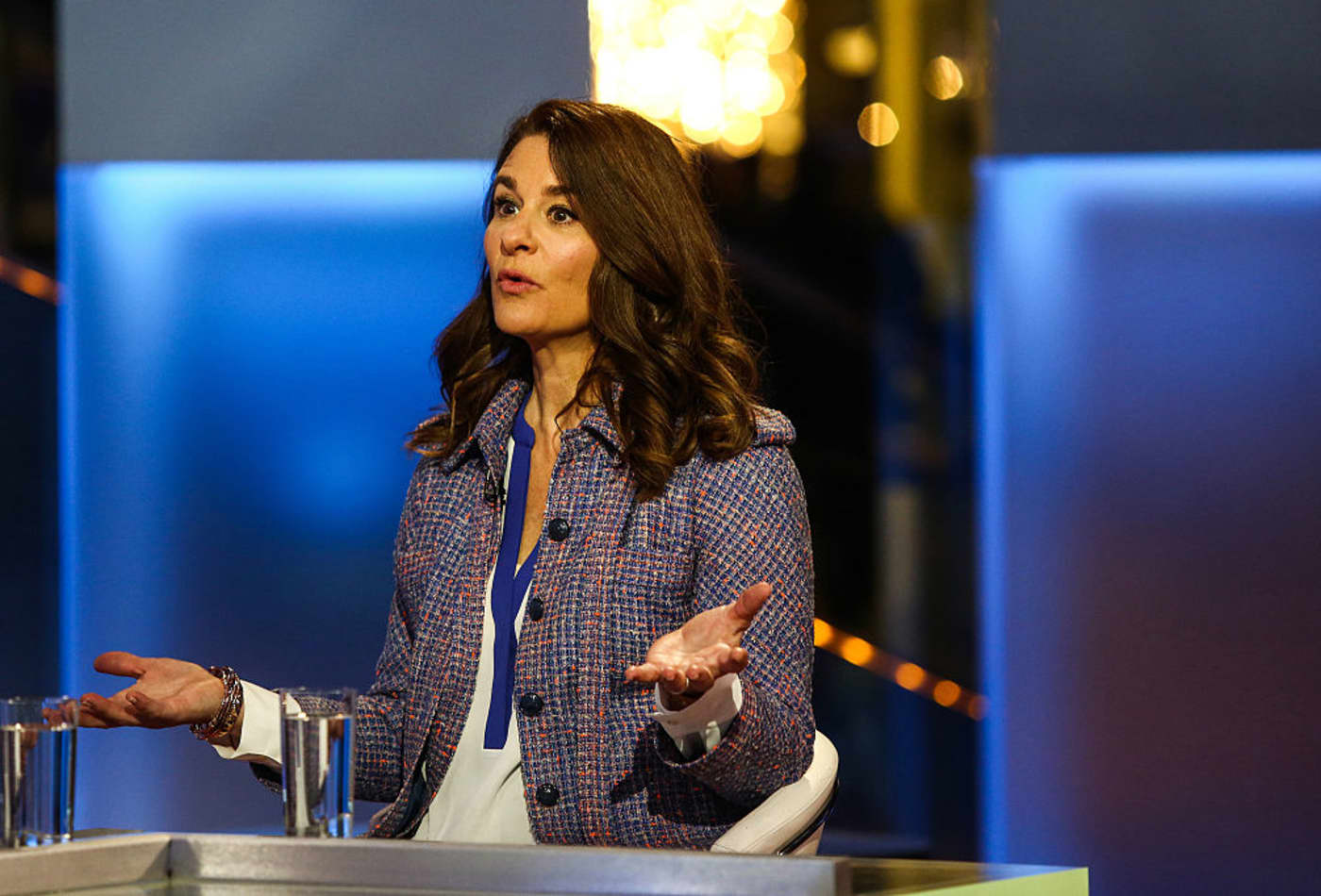 Melinda Gates sets a 'word of the year,' not a New Year's ...