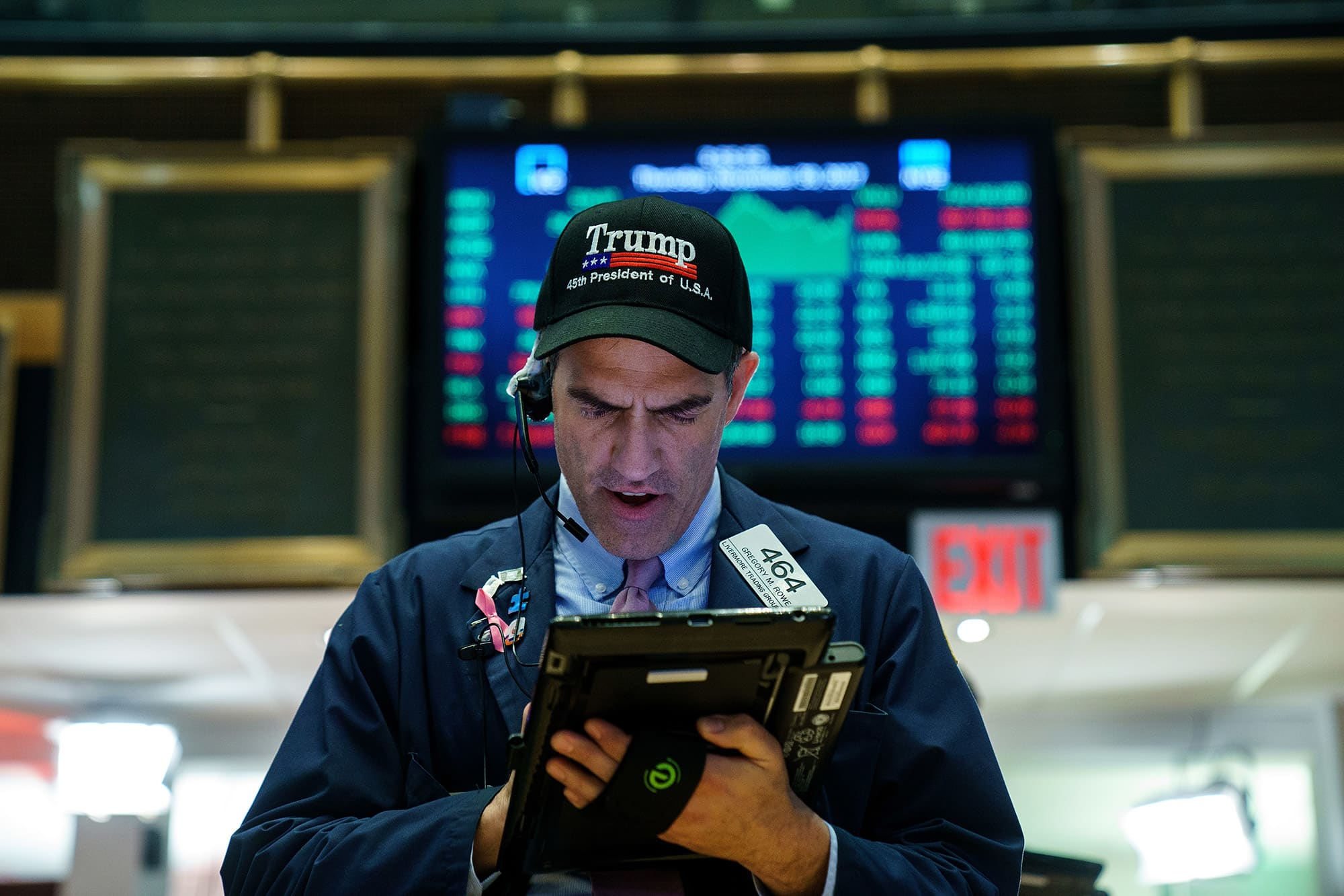 flipboard  here u0026 39 s what happened to the stock market on