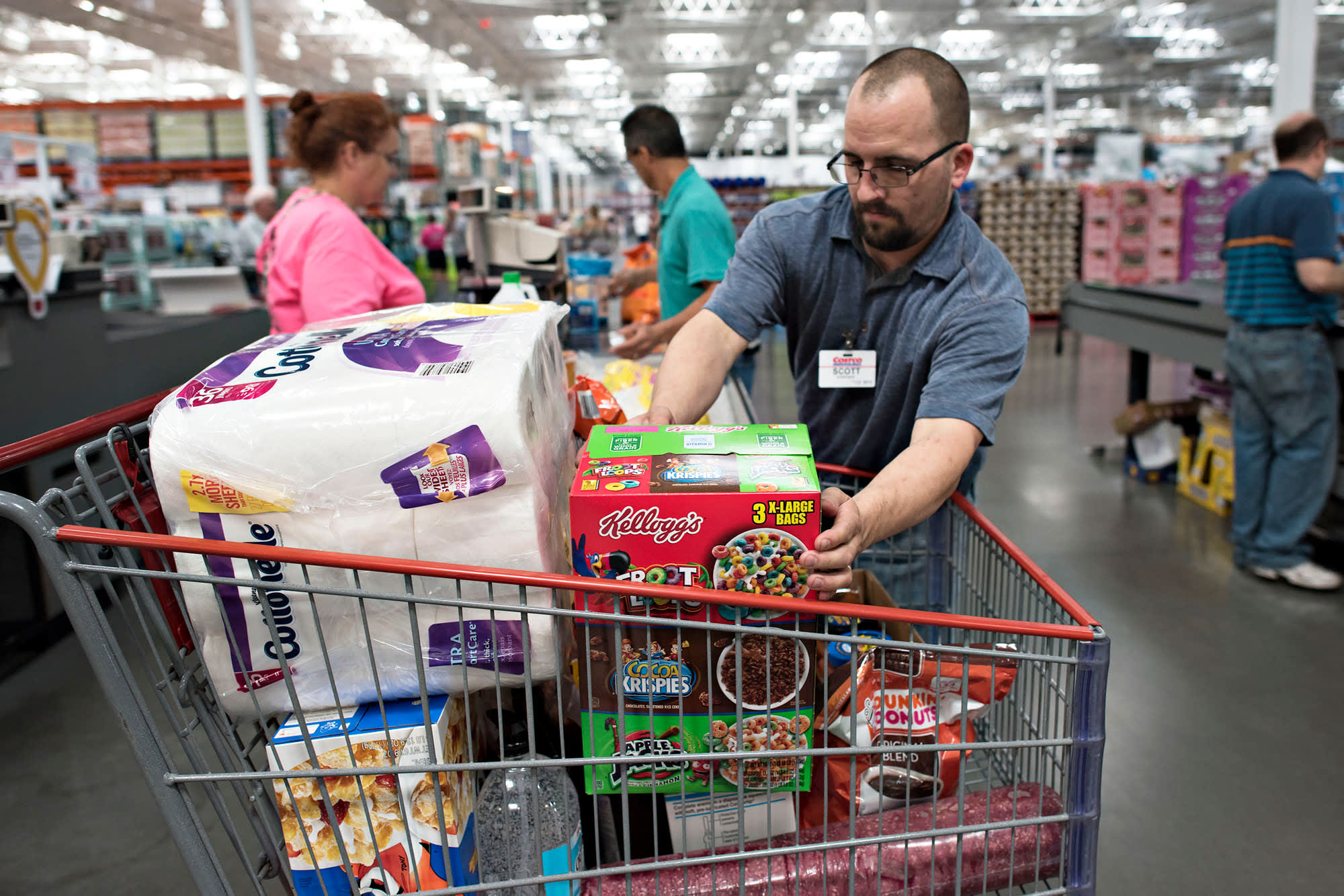 Jim Cramer says Bernstein's downgrade on Costco creates a buying opportunity
