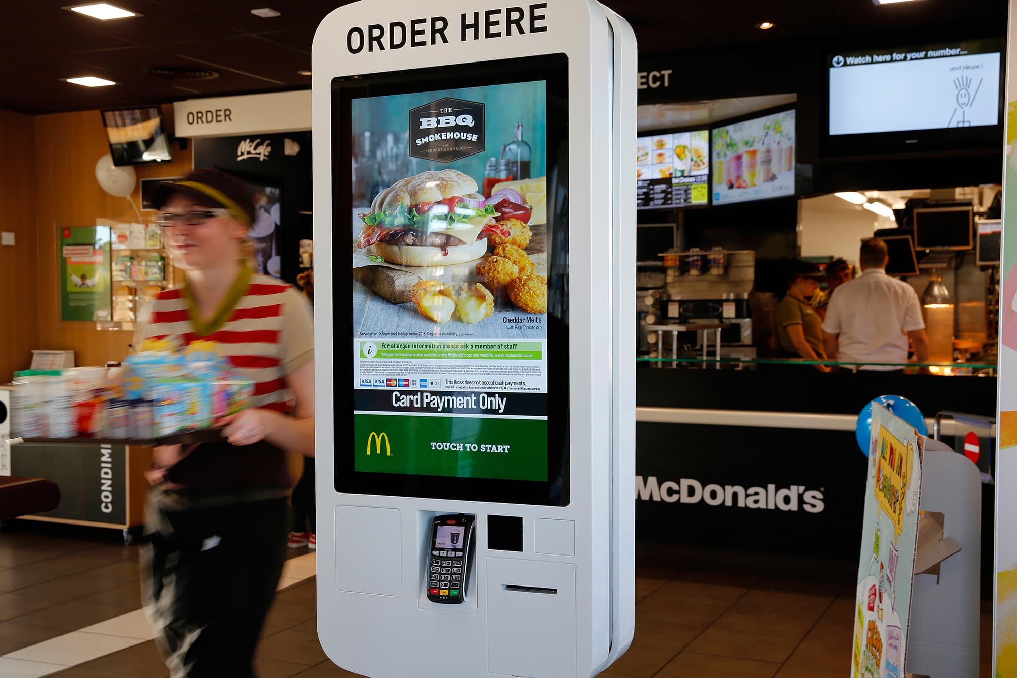 Mcdonald S Shares Rise After Jefferies Upgrades On
