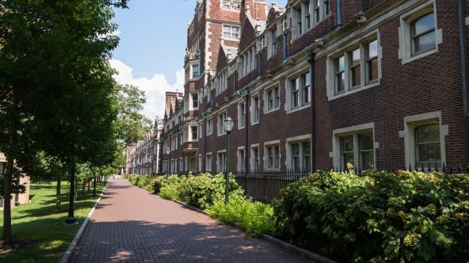Premium: University of Pennsylvania campus