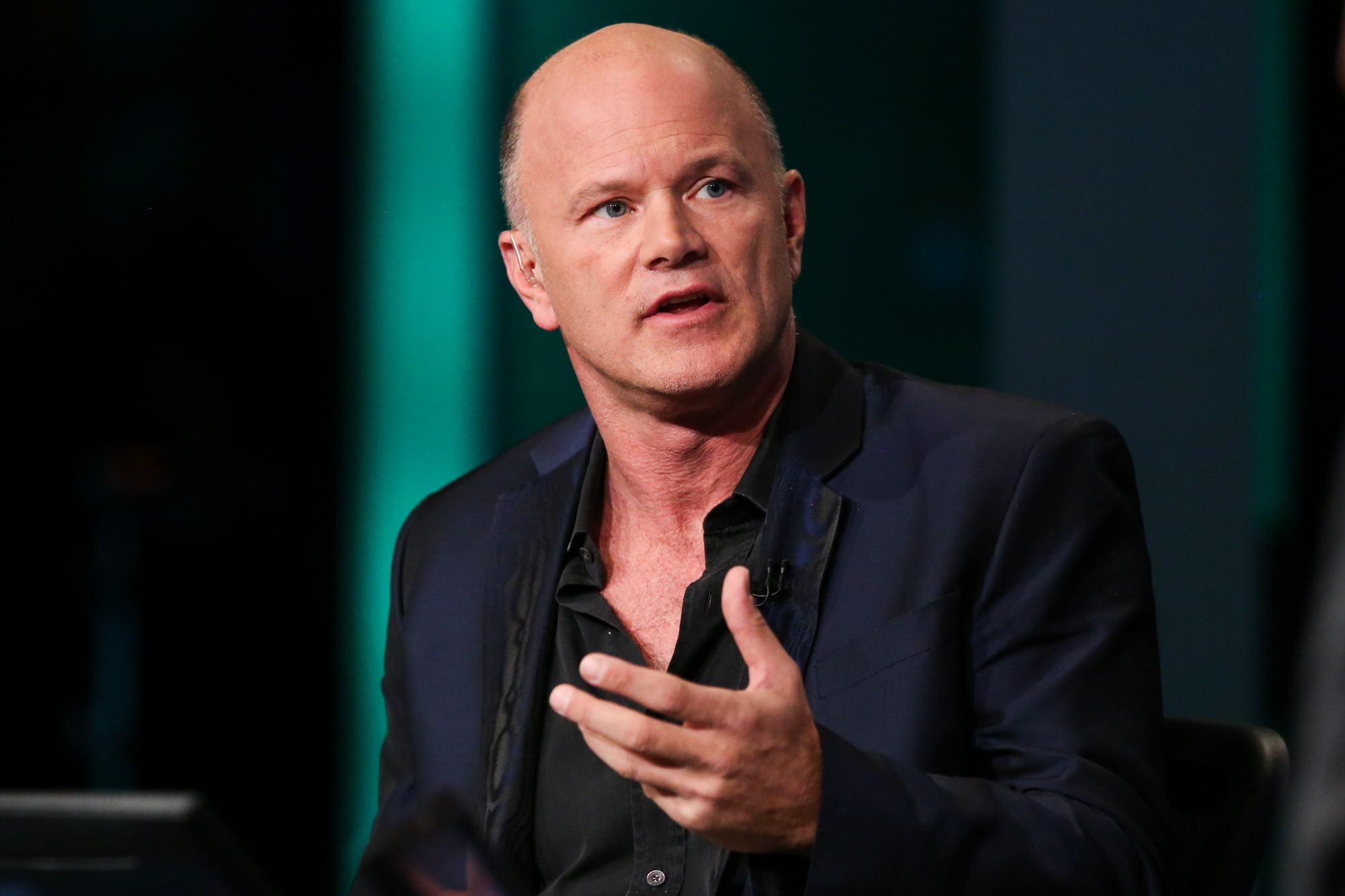 Former hedge fund manager Michael Novogratz says America needs redistribution of wealth