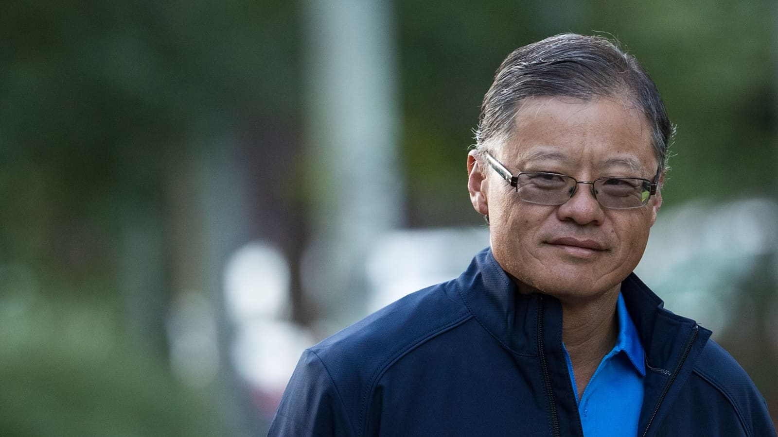 Yahoo Co Founder Jerry Yang On Chinese Tech World