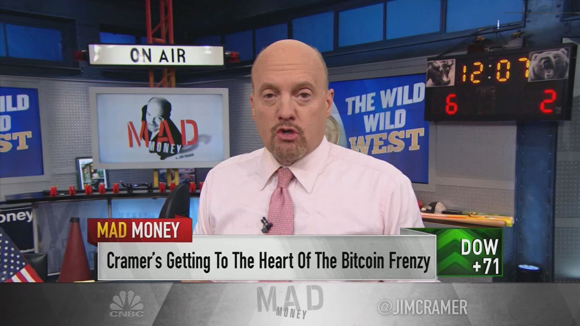 mad money for cryptocurrency