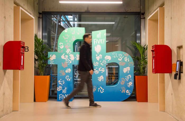 Premium: Facebook offices london