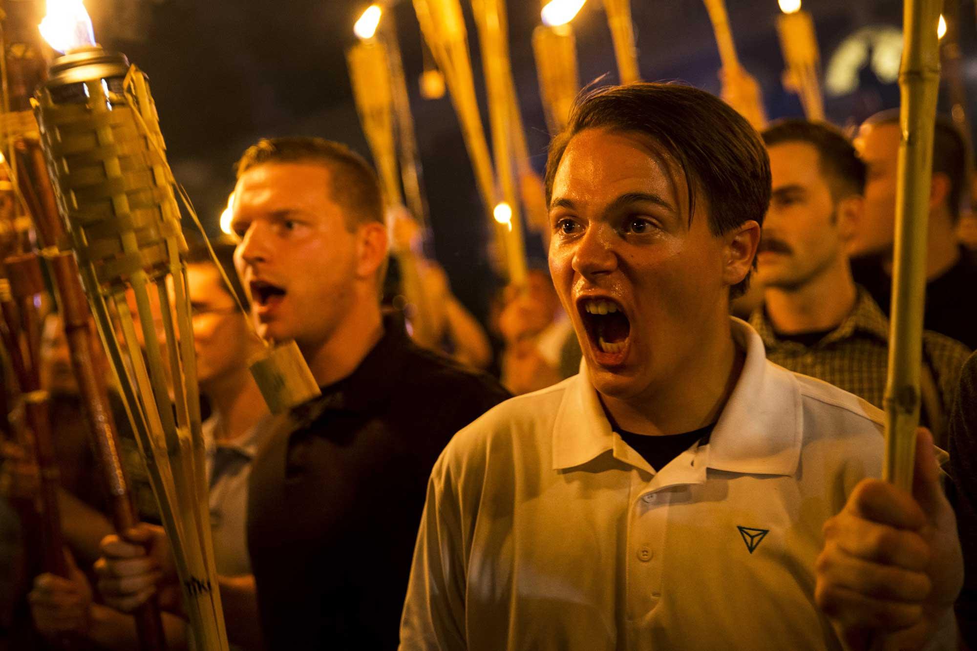 FBI arrests three alleged neo-Nazis ahead of Virginia gun rally
