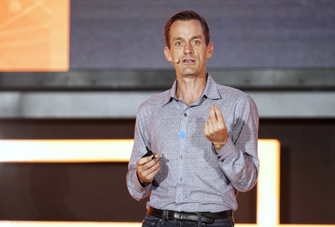 Google AI head urges college students to choose work that solves big societal problems