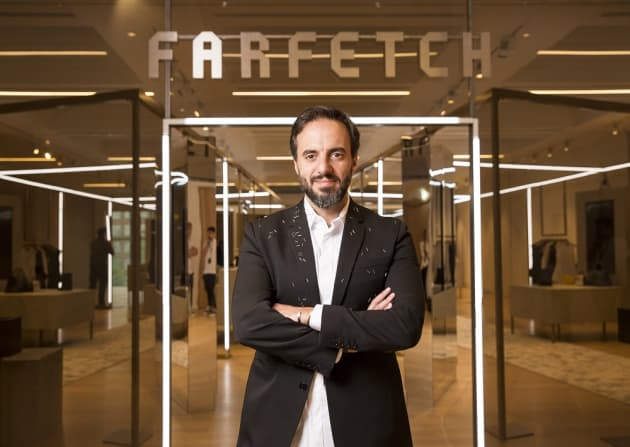 fa8a8dea3532 Fashion unicorn Farfetch will soon interview bankers for its New York IPO