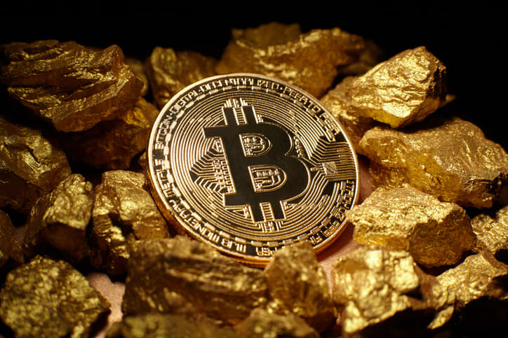 Between gold, silver and bitcoin, here's the most popular safety play with traders