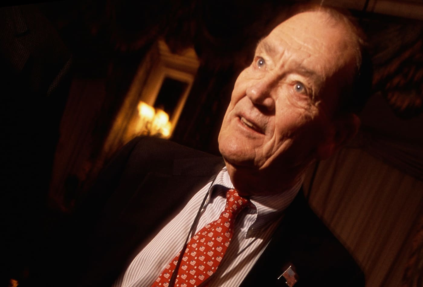 Jack Bogle taught a generation how to invest for the long term—this was his strategy
