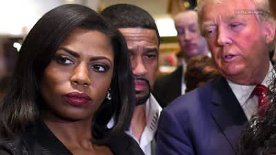 Justice Department sues former Trump advisor Omarosa Manigault Newman failing to file financial disclosure after White House firing