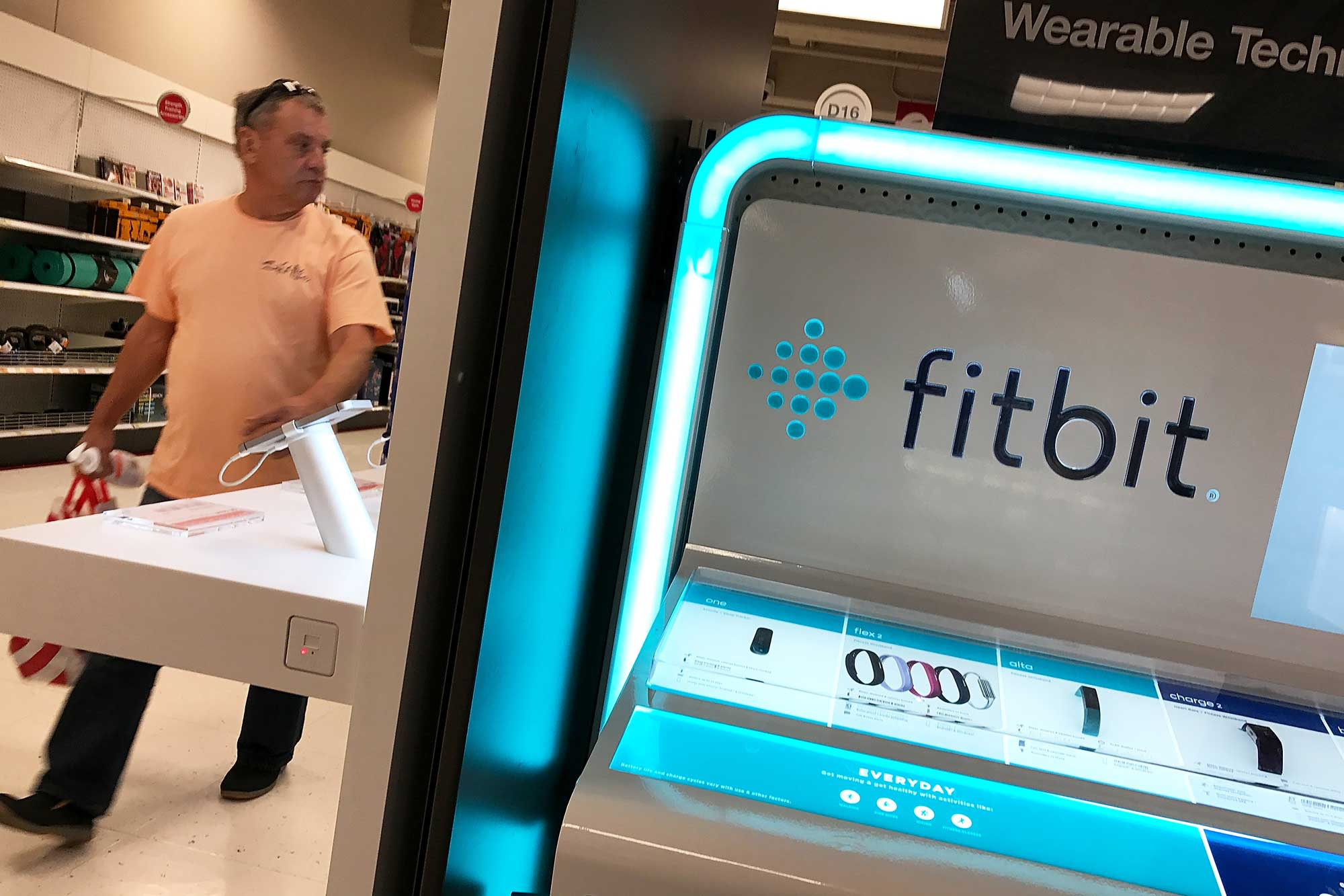 Fitbit shares soar more than 18% as it hires Qatalyst to explore sale