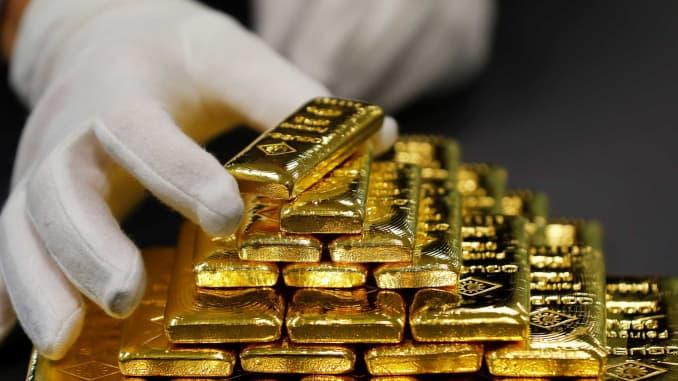 RT: Gold bars 171215