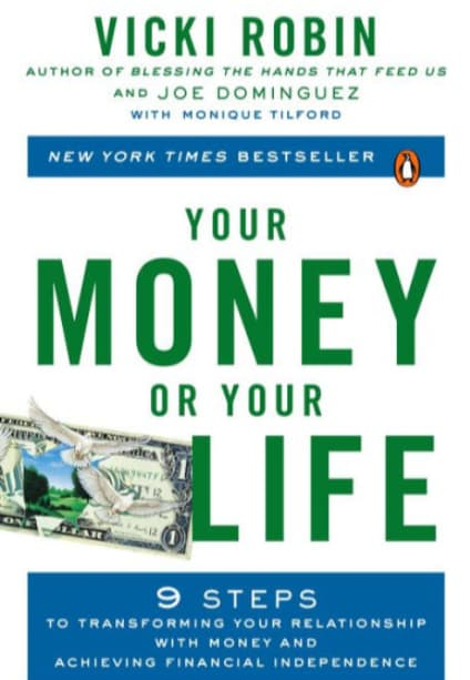 your money or your life cover